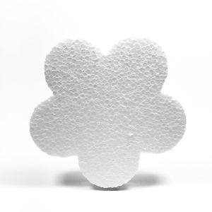 piepschuimfiguur bloem